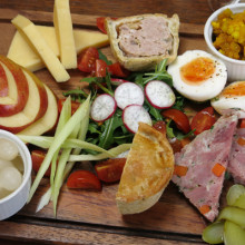 Ploughmans Platter For Two