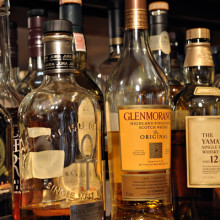 Fine Selection of Whisky