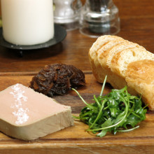 Smooth Chicken Liver Paté