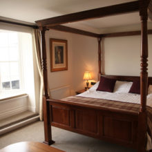 Lady Hamilton (Four Poster) Room